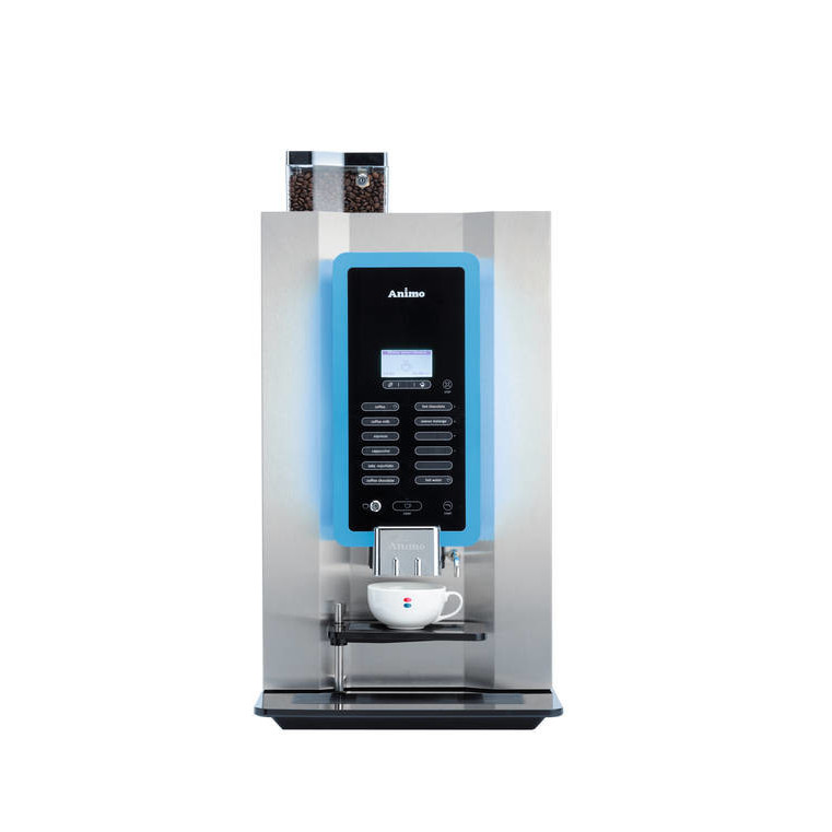 MACHINE A BOISSONS CHAUDES OPTIBEAN 2 NG INOX