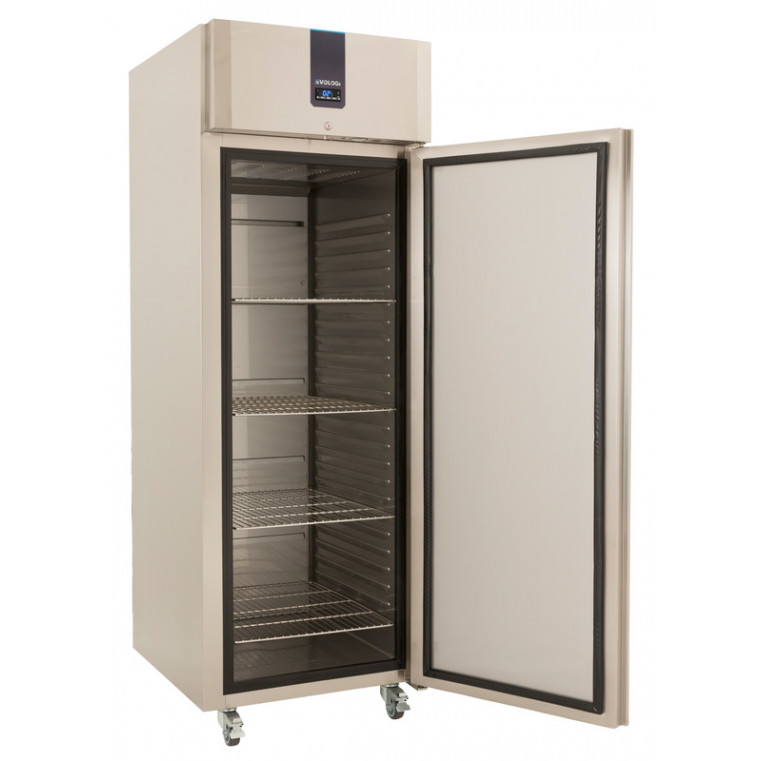 ARMOIRE POSITIVE INT-EXT INOX 600L EMBOUTIS R290